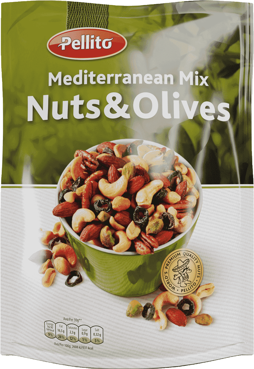Nuts and Olives
